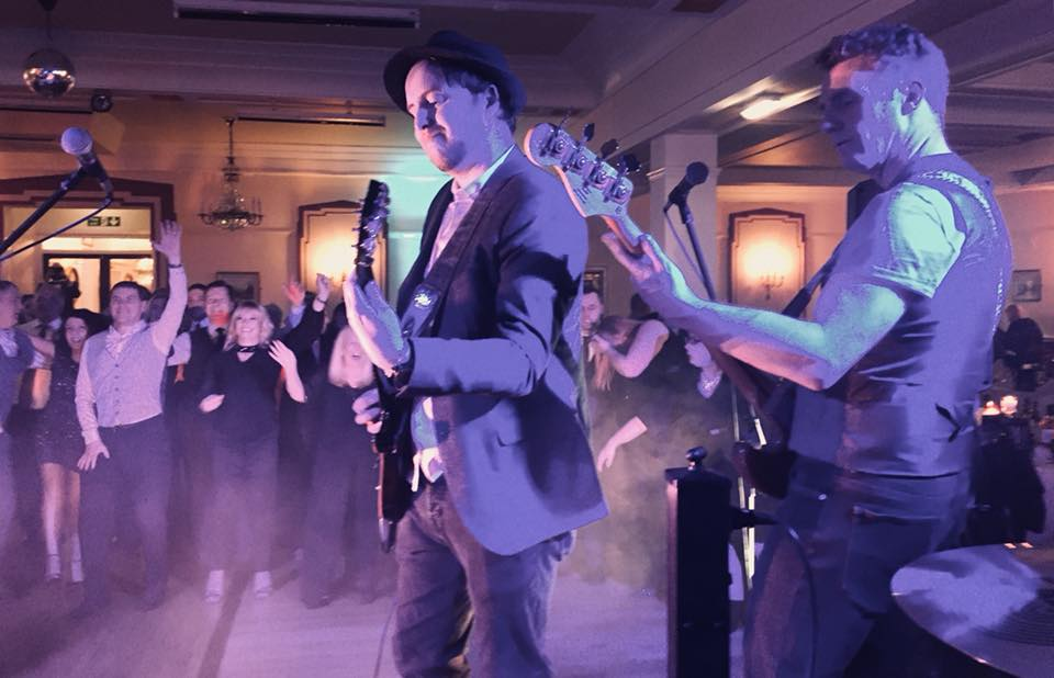 John Cooper Manchester Band Party Band for hire